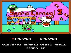 Sanrio Carnival 2 (Japan) [En by Suicidal v1.0]