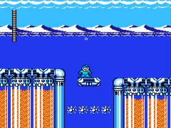Mega Man 4 (USA) [Hack by Mickevincent v1.0] (~Mega Man - Maverick Revenge)
