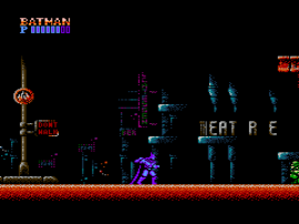 Batman - The Video Game (USA) (Beta)