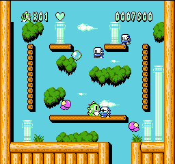 Bubble Bobble 2 (Japan)