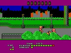 Bad Street Brawler (USA)