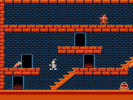 Bugs Bunny Crazy Castle, The (USA) [Hack by Frank Maggiore v1.2] (~Ultimate Bugs Bunny Crazy Castle, The)