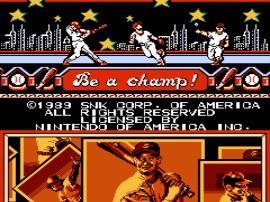 Baseball Stars (USA)