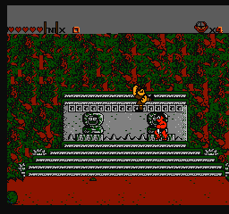Secret Scout in the Temple of Demise (USA) (Unl)