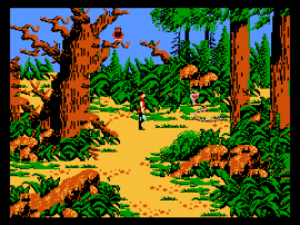 King's Quest V (USA)