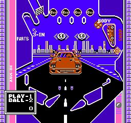 Super Pinball (Japan)
