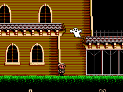 Addams Family, The - Pugsley's Scavenger Hunt (Europe) (Beta)