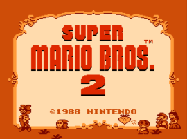 Play Nes Super Mario Bros 2 Usa Beta Online In Your Browser