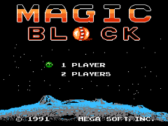 Magic Block (Unl)