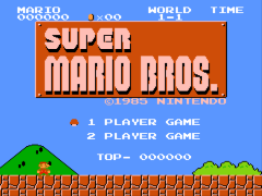 Super Mario Bros. (Japan, USA)