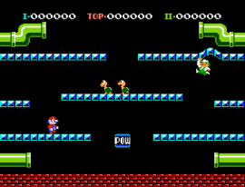 Mario Bros. (World)