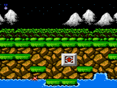 Gryzor (Japan) [En by MadHacker v1.0] [Fix by g8z et al] (Contra Version)