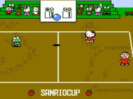 Sanrio Cup - Pon Pon Volley (Japan) [En by Gaijin v1.0]
