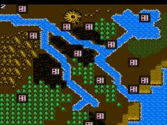Final Combat (Asia) (Unl) (NES)