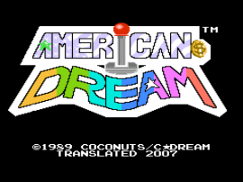 American Dream (Japan) [En by Pale Dim v1.0]