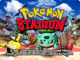 Pokemon Stadium (USA) (Rev B)