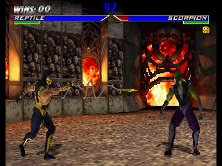 Mortal Kombat 4 (Europe)