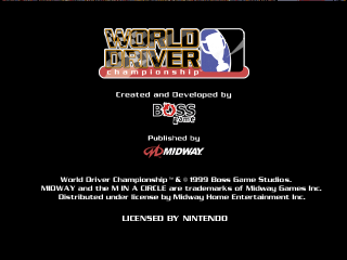 World Driver Championship (USA)
