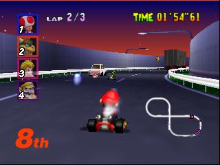 Mario Kart 64 (Japan)