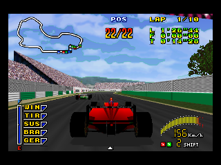 Human Grand Prix - The New Generation (Japan)