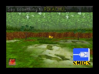 Hey You, Pikachu! (USA)