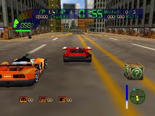 Carmageddon 64 (USA)