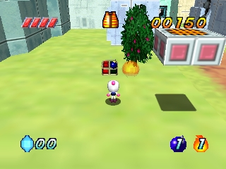 Bomberman Hero (Europe)