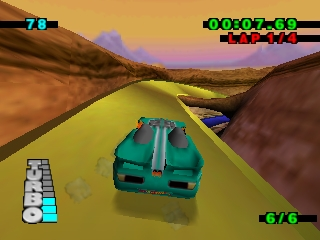 Hot Wheels - Turbo Racing (Europe) (En,Fr,De)