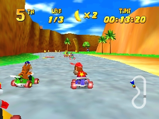 Diddy Kong Racing (USA) (En,Fr) (Rev A)