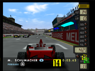 F-1 World Grand Prix (Europe)