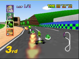 Mario Kart 64 (Europe) (Rev A)