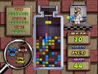 Dr. Mario 64 (USA)