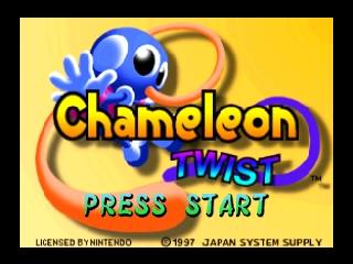 Chameleon Twist (USA) (Rev A)