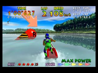 Wave Race 64 (Japan)