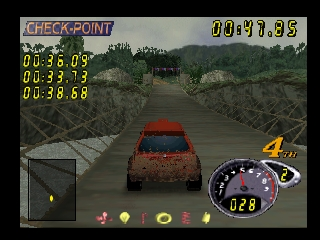 Top Gear Rally 2 (Japan)