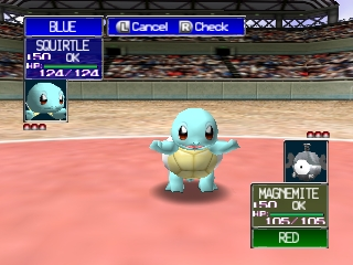 Pokemon Stadium (Europe)