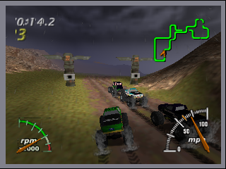 Monster Truck Madness 64 (USA)