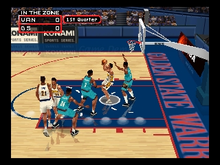 NBA in the Zone 2000 (USA)