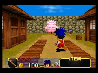 Mystical Ninja Starring Goemon (Europe)