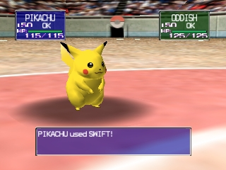 Pokemon Stadium (Europe) (Rev A)