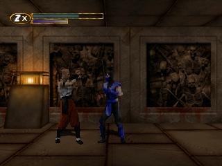 Mortal Kombat Mythologies - Sub-Zero (Europe)