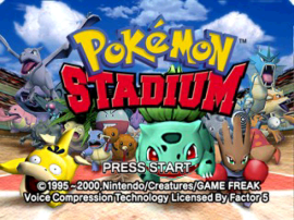 Pokemon Stadium (USA)