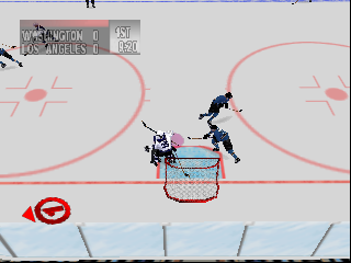 NHL Breakaway 99 (Europe)
