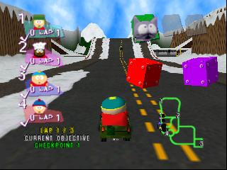 South Park Rally (USA)