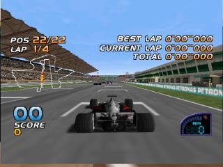 F1 Racing Championship (Brazil) (En,Fr)