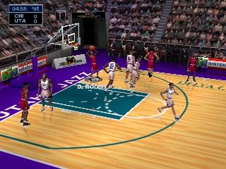 NBA Jam 99 (Europe)