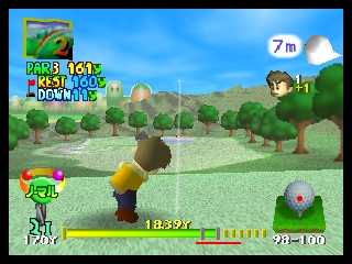 Mario Golf 64 (Japan)