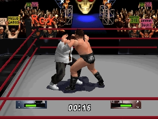 WWF WrestleMania 2000 (USA)