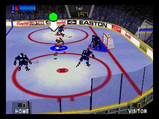 Wayne Gretzky's 3D Hockey (Japan)
