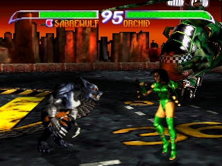 Killer Instinct Gold (Europe)